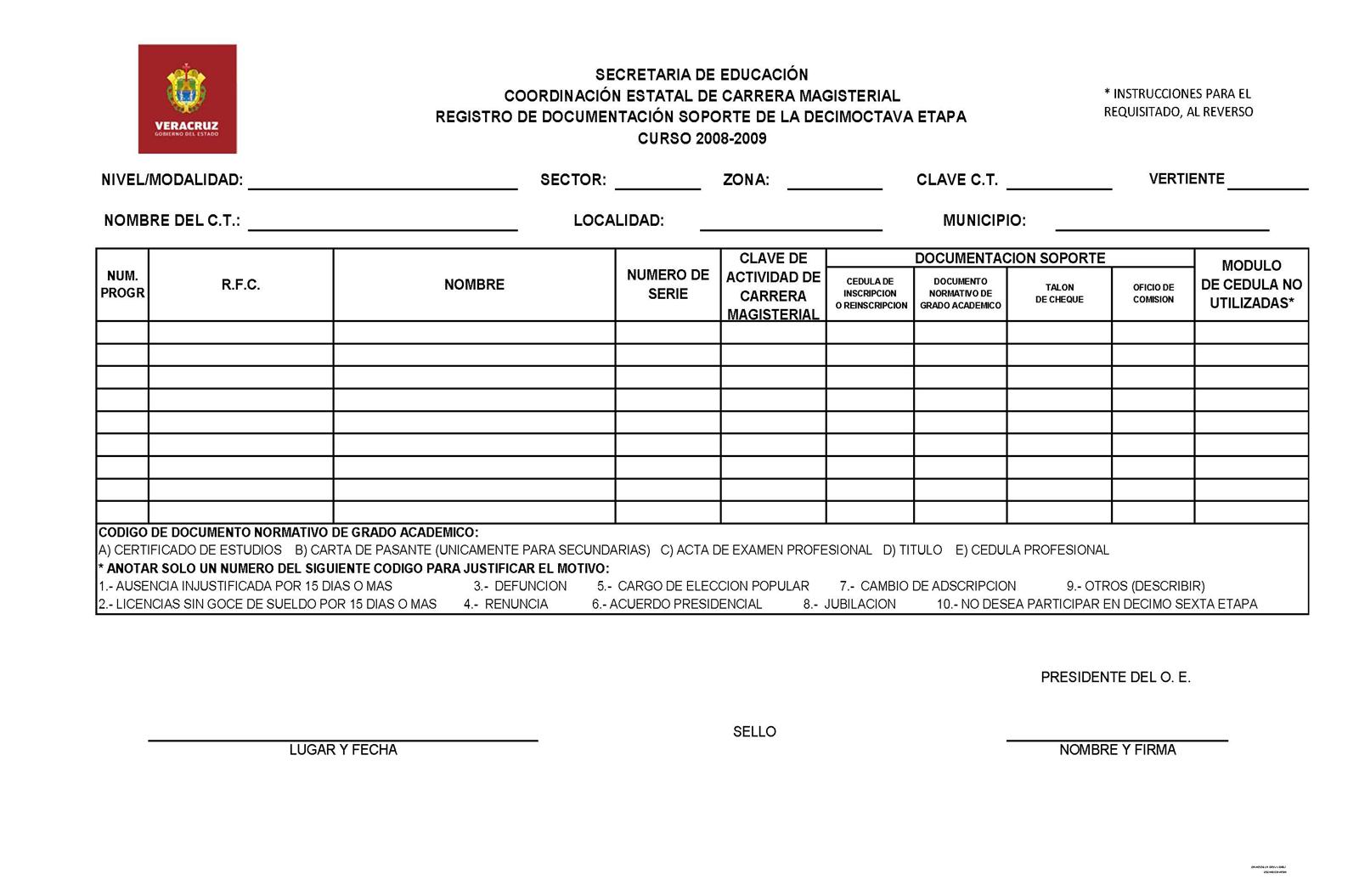 Inscripciones Primaria Secundaria Preescolar Said Sep | Share The ...